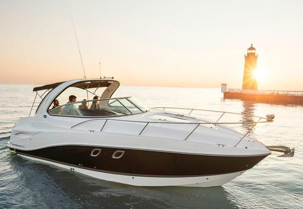 31 2015 Rinker 310 Express Cruiser Alexander Marine Usa