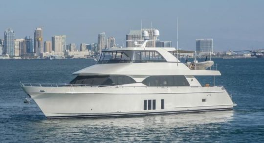 85′ Ocean Alexander 2014 'Our Trade'