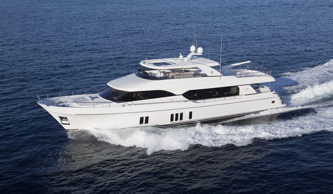 Charter Phone Service >> Ocean Alexander 100 Motoryacht - ALEXANDER MARINE USA™