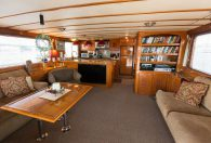60′ 1979 C&L Marine Raised Pilothouse Trawler