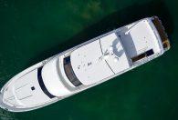 90′ 2016 Ocean Alexander Motoryacht 'Our Trade'