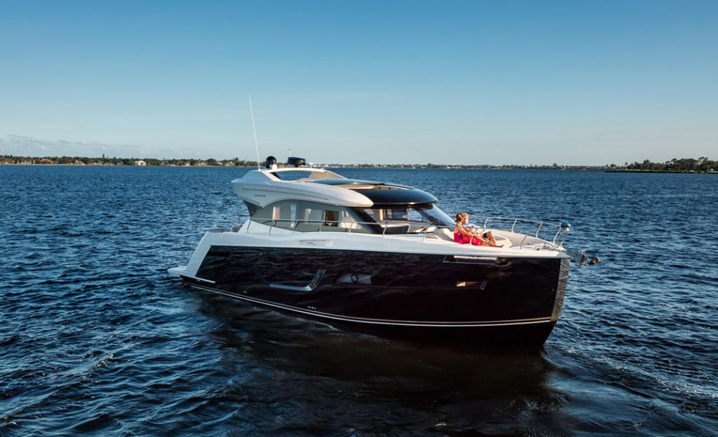 Alexander Marine USA Announces Partnership With Carver Yachts