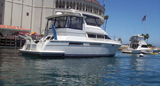 50′ 1998 Carver 500 Cockpit Motor Yacht