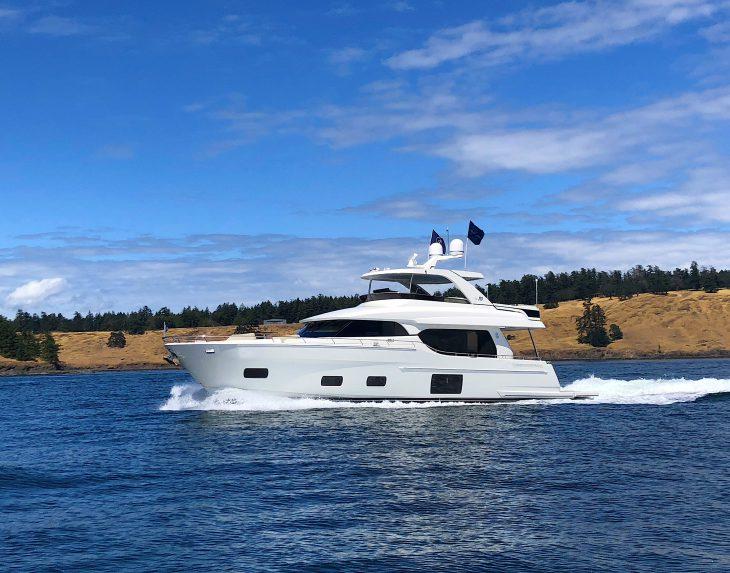 Alexander Marine USA | Yachts for Sale USA West Coast