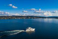 88′ 2019 Ocean Alexander Skylounge #88E21