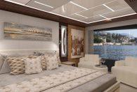 90R Ocean Alexander Motoryacht Open Bridge
