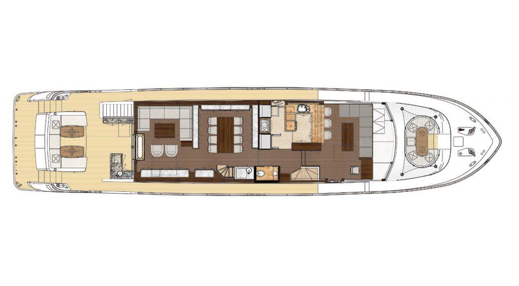 100′ 2018 Ocean Alexander Skylounge Motor Yacht - ALEXANDER MARINE USA™Alexander Marine USA