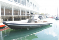35′ 2009 Protector Center Console