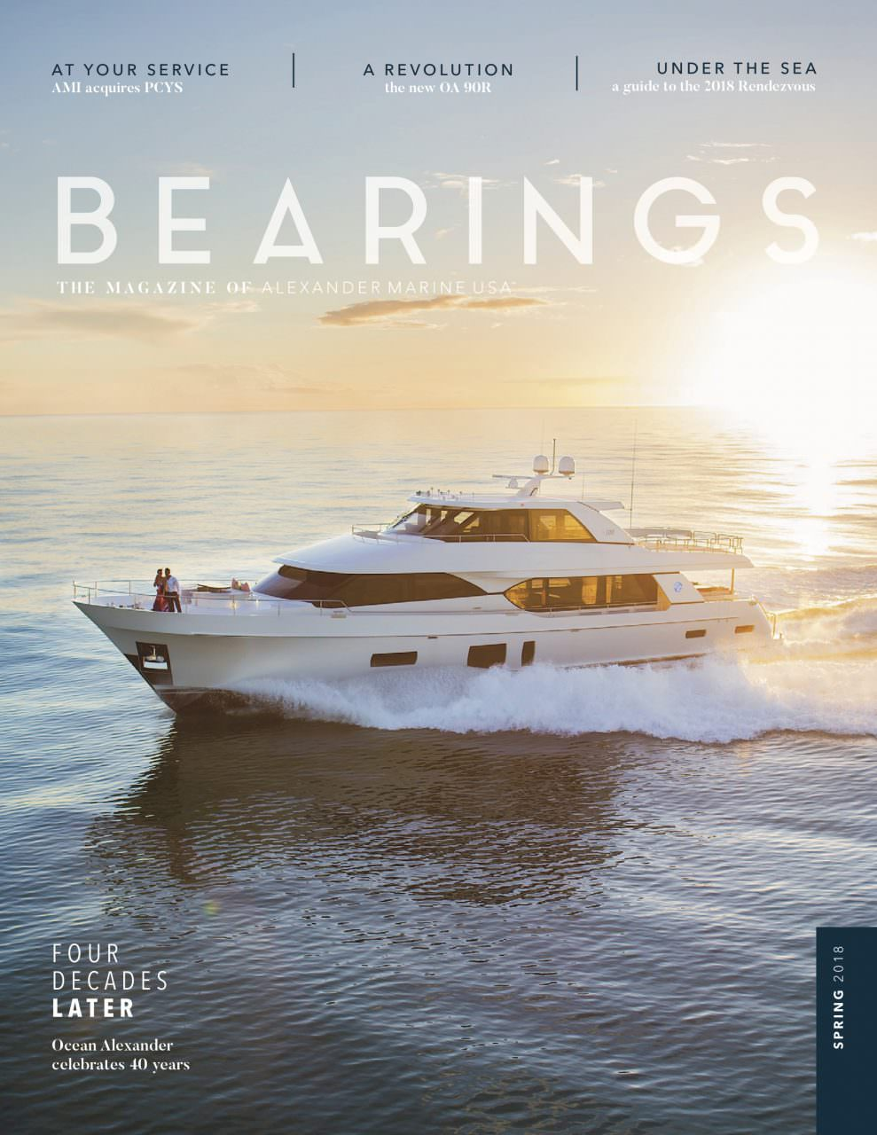 Bearings Magazine | Spring 2018