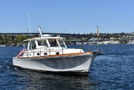 38′ Grand Banks Eastbay HX 'Fish'