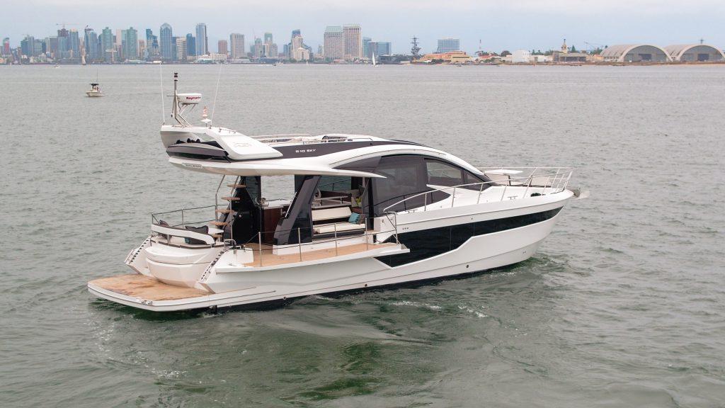 51 2018 Galeon 510 Sky Alexander Marine Usa