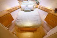 75′ 2001 Hatteras Cockpit Motor Yacht