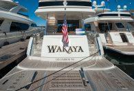 70′ 2017 Ocean Alexander  'Wakaya'