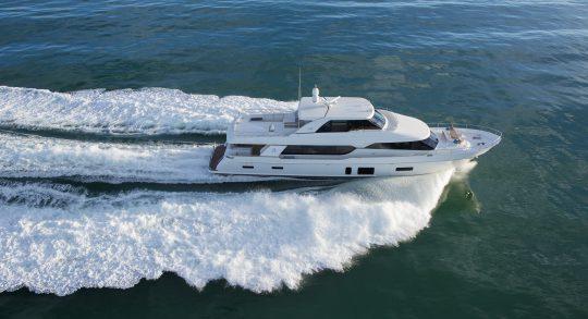 100' 2019 Ocean Alexander Motor Yacht
