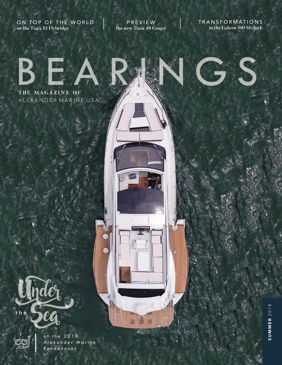 Bearings | Summer 2018