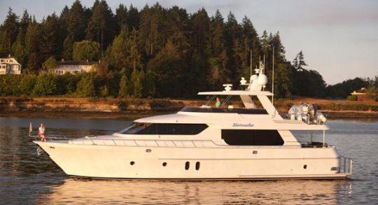 74' 2009 Queenship 'Meriweather'