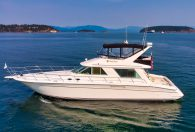 55′ 1994 Sea Ray 550 Sedan 'Peddler'