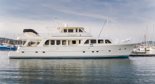 85' 2007 Offshore Voyager 'Georgia L'