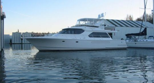 58' 2004 West Bay 'Kiawah'