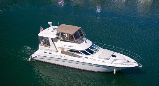 42' 1997 Sea Ray 420 Aft Cabin 'On the Beach Aloha'
