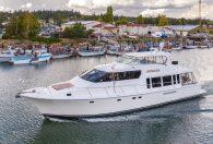 65′ 2000 Pacific Mariner 'Rhondavous'