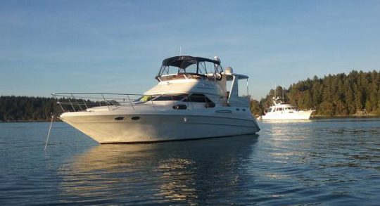 42' 2000 Sea Ray 420 Aft Cabin