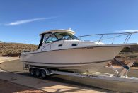 31′ 2013 Pursuit OS 315 Offshore