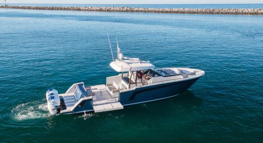 45' 2020 Ocean Alexander 45D05