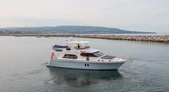 62' 2010 Ocean Alexander Pilothouse Motor Yacht