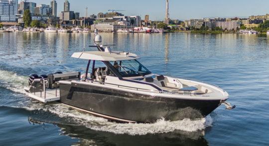 45' 2020 Ocean Alexander Divergence 45D01