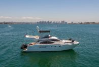 46′ 1999 Azimut Flybridge 'NO Limits'