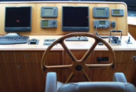 70′ 2008 Queenship Pilothouse 'Pacific Ceremony'