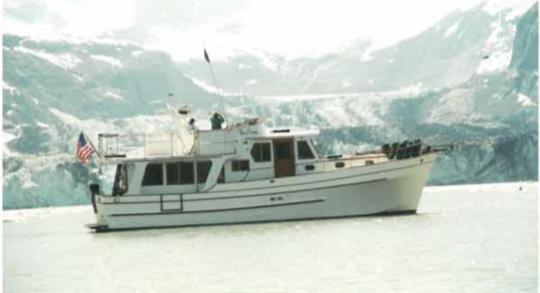 45' 1978 CHB Puget Trawler