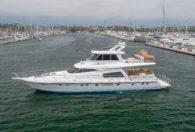70′ 2003 Johnson Motoryacht