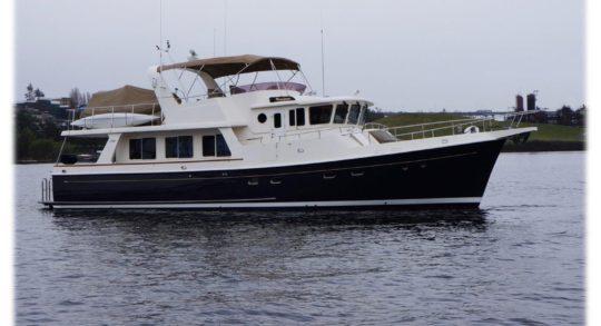 55' 2007 Selene Ocean Trawler