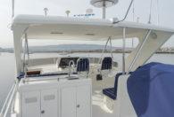 62′ 2010 Ocean Alexander Pilothouse