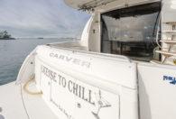 56′ 2004 Carver Voyager