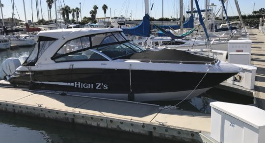 35' 2018 Four Winns H350 OB