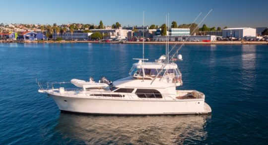 2014 57' Mikelson Sportfisher