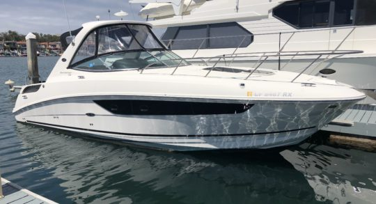 31' 2016 Sea Ray 310 Sundancer
