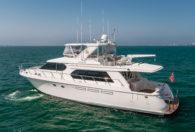 64′ 2004 Ocean Alexander 64 Pilothouse