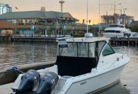 31′ 2011 Pursuit Offshore
